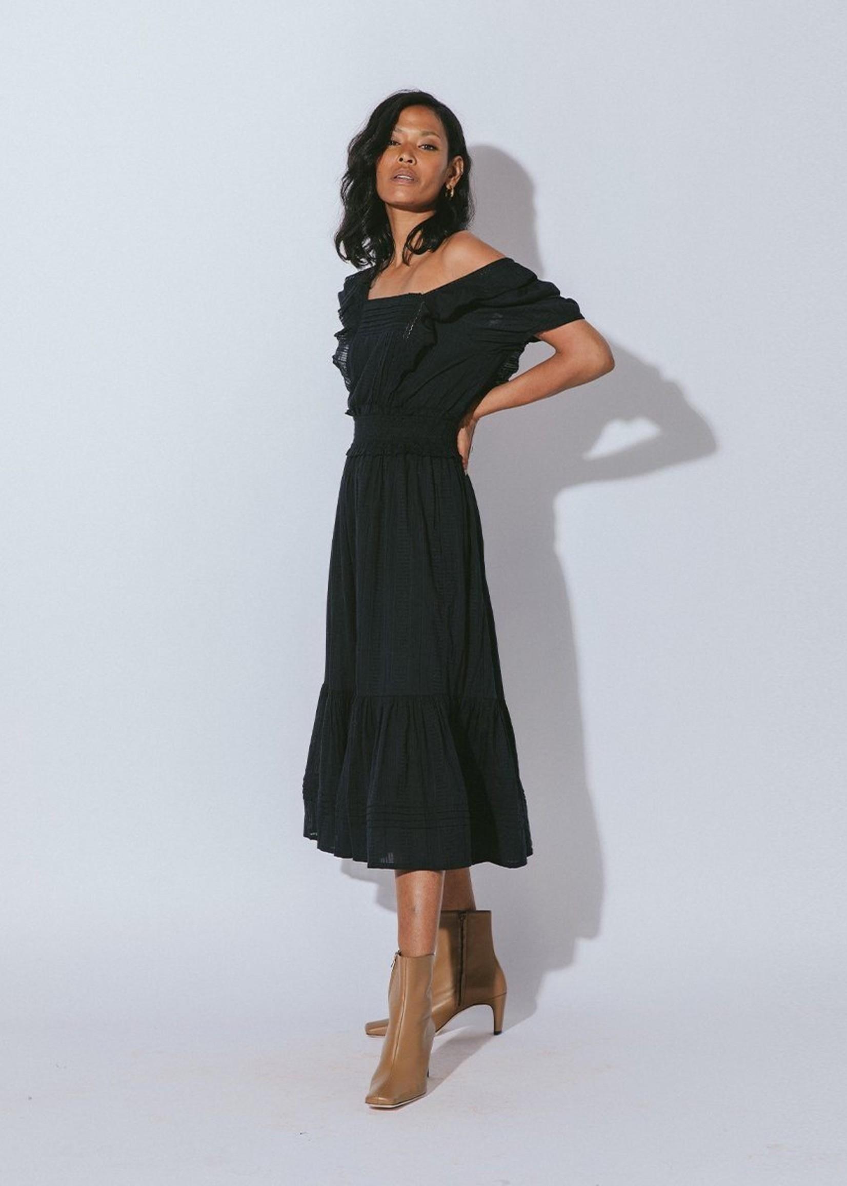 CLEOBELLA SHANYA MIDI DRESS