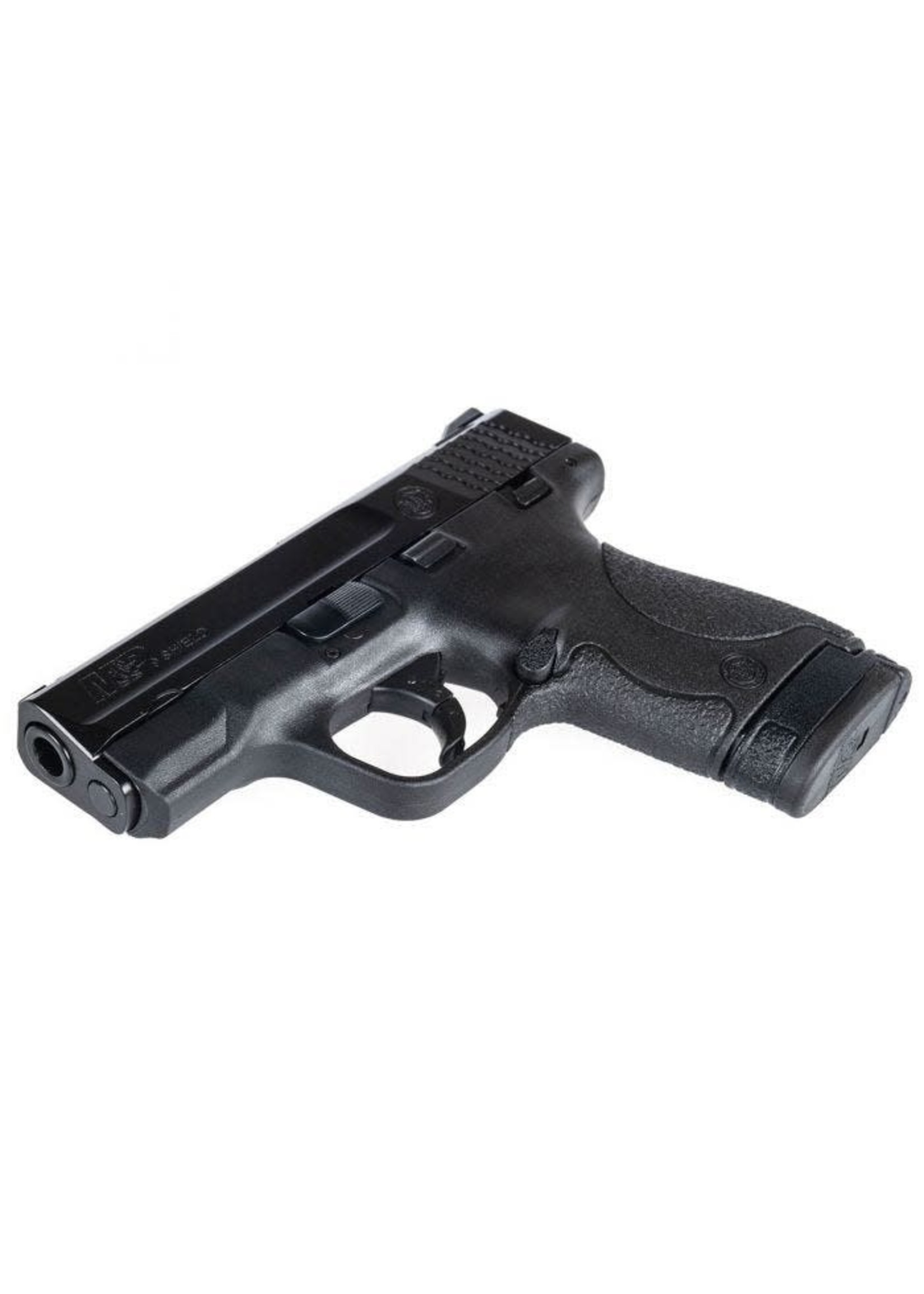 Smith and Wesson (S&W) Smith & Wesson M&P 9 Shield, Pistol, 9mm,  8+1, Manual Safety
