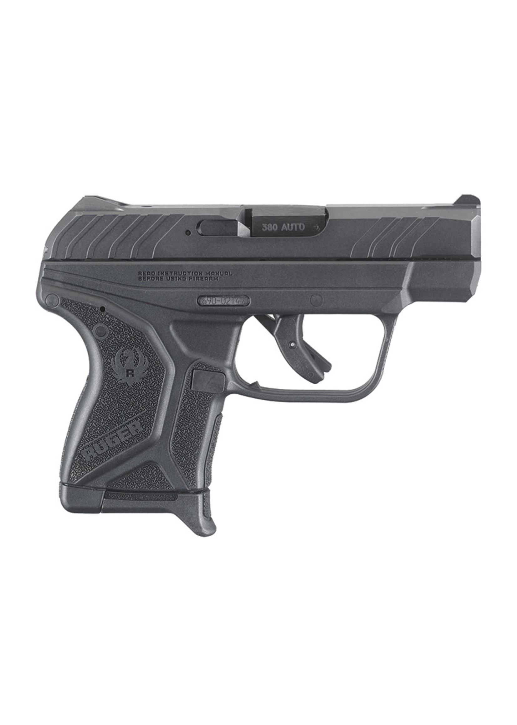 """Ruger Ruger - LCP II, 380 Auto, 2.75"""" Barrel, Fixed Sights, Blued, 6-round"""