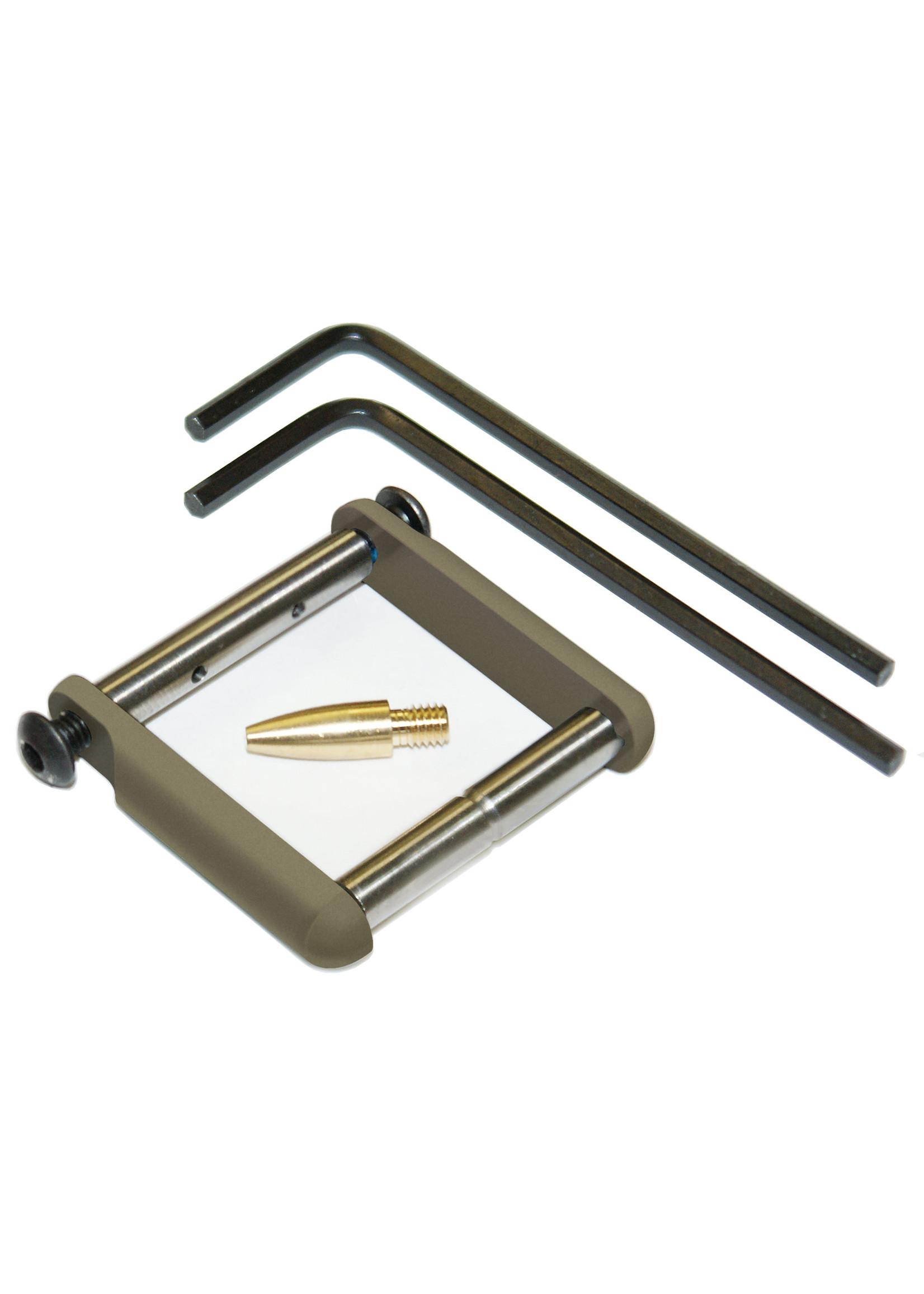 KNS Precision, Inc. KNS Precision Hammer and Trigger Pin Non Rotating AR-15 Small Pin .154 Inch FDE