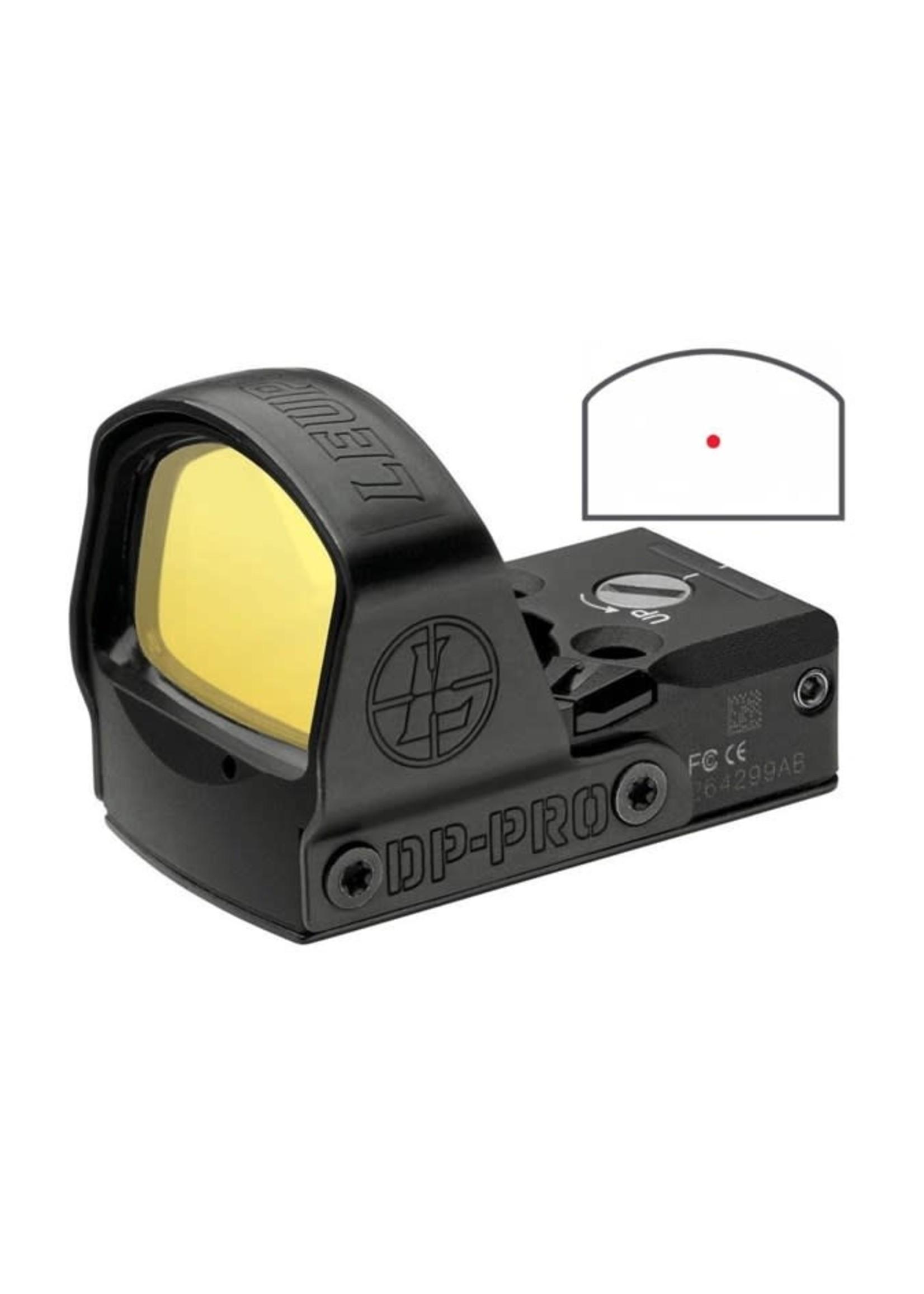 Leupold Leupold Deltapoint Pro Reflex Sight, 6MOA, Illuminated Reticle, Matte Black