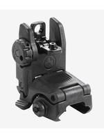 Magpul Magpul MBUS Rear Sight AR15/M16 Black Folding Polymer