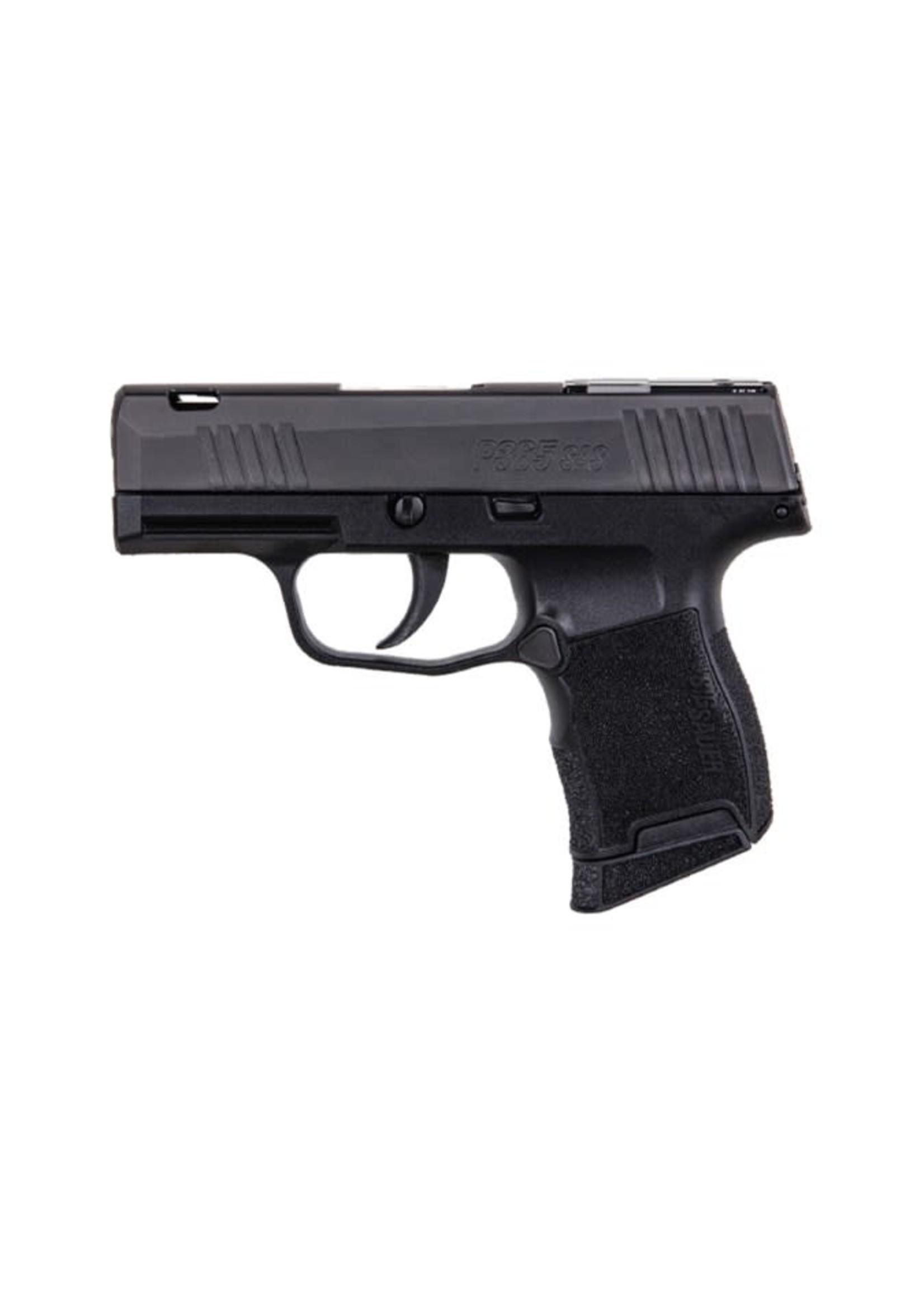 Sig Sauer SIG SAUER P365 SAS Pistol 9mm, 10+1, Ported