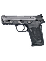 """Smith and Wesson (S&W) Smith & Wesson M&P Shield EZ M2.0 9mm 3.68"""" 8+1, Black, thumb safety"""