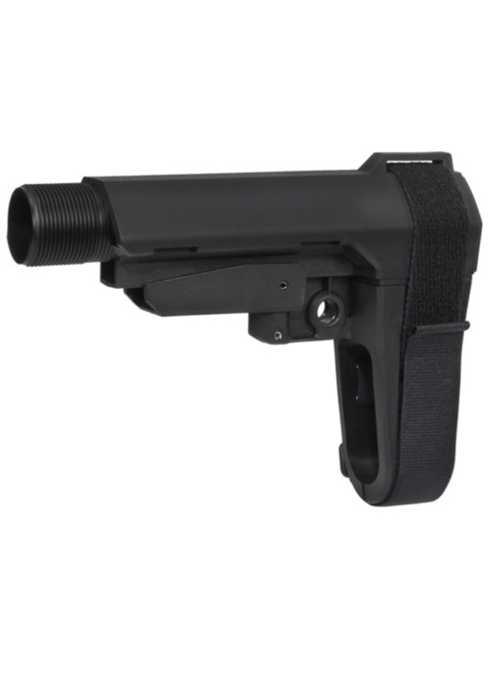 SB Tactical SB Tactical AR Brace SBA3 Pistol Stabilizing Brace w/ Mil-Spec Buffer Tube, black