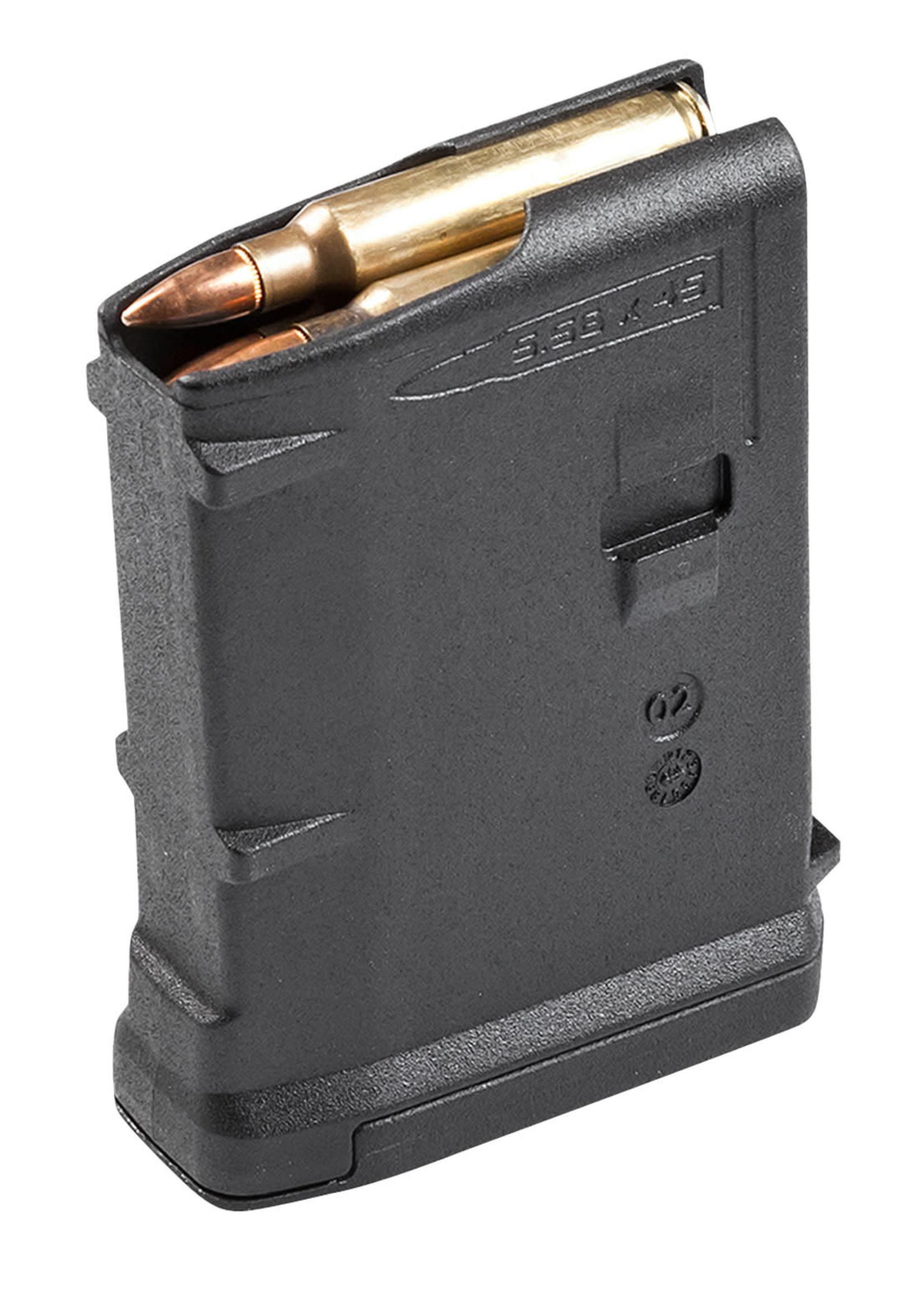 Magpul Magpul PMAG GEN M3 223 Rem,5.56x45mm NATO AR-15, 10rd Black Detachable