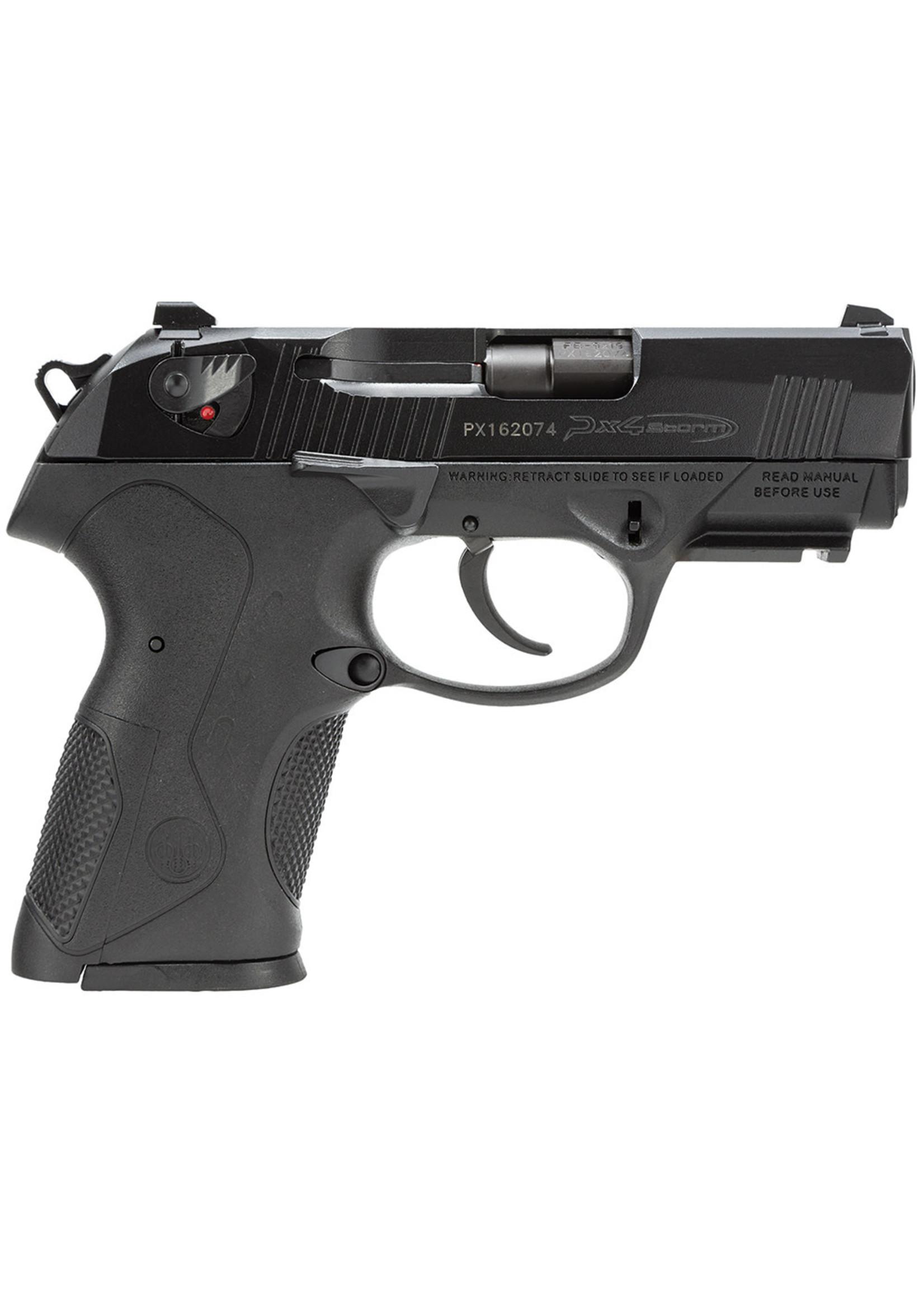"Beretta Beretta USA Px4 Storm Compact 9mm Luger 3.27"", 15+1, Black, Bruniton Steel Slide"