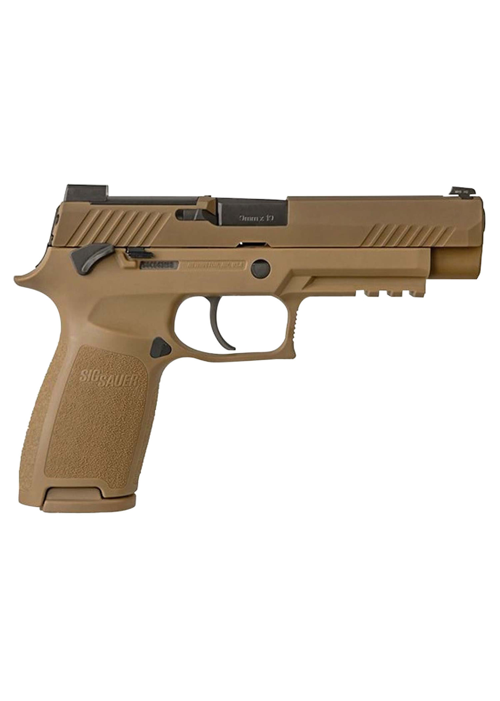 "Sig Sauer Sig Sauer P320 M17 9mm Luger 4.70"" 17+1, 21+1, Coyote"