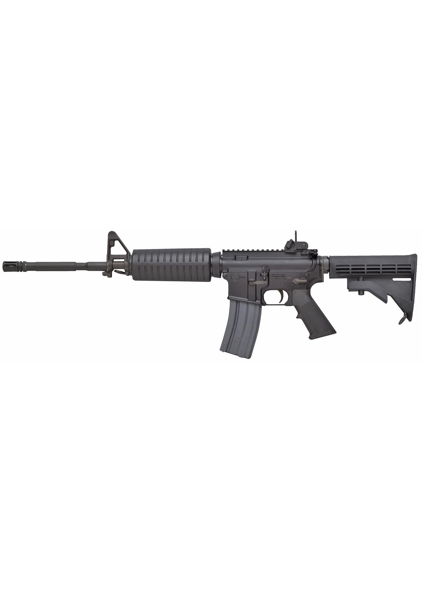 """Colt Colt CR6920, M4 Carbine, 5.56x45mm NATO 16.10"""" 30+1, Black, 4 Position Collapsible Stock"""