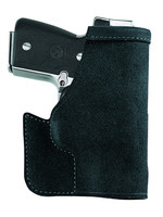 Galco Holsters Galco Pocket Protector Black Leather S&W M&P Shield Ambidextrous