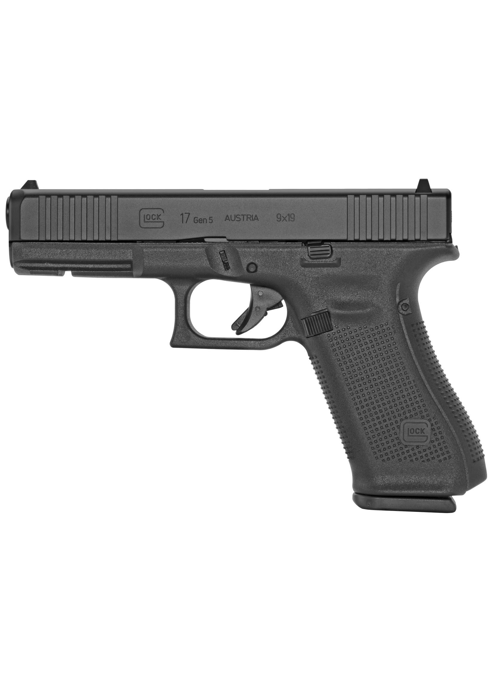 "Glock Glock 19  G3,  9MM, 4.02"" Barrel, Polymer Frame, Matte Finish, Fixed Sights, 15Rd, 2 Magazines"