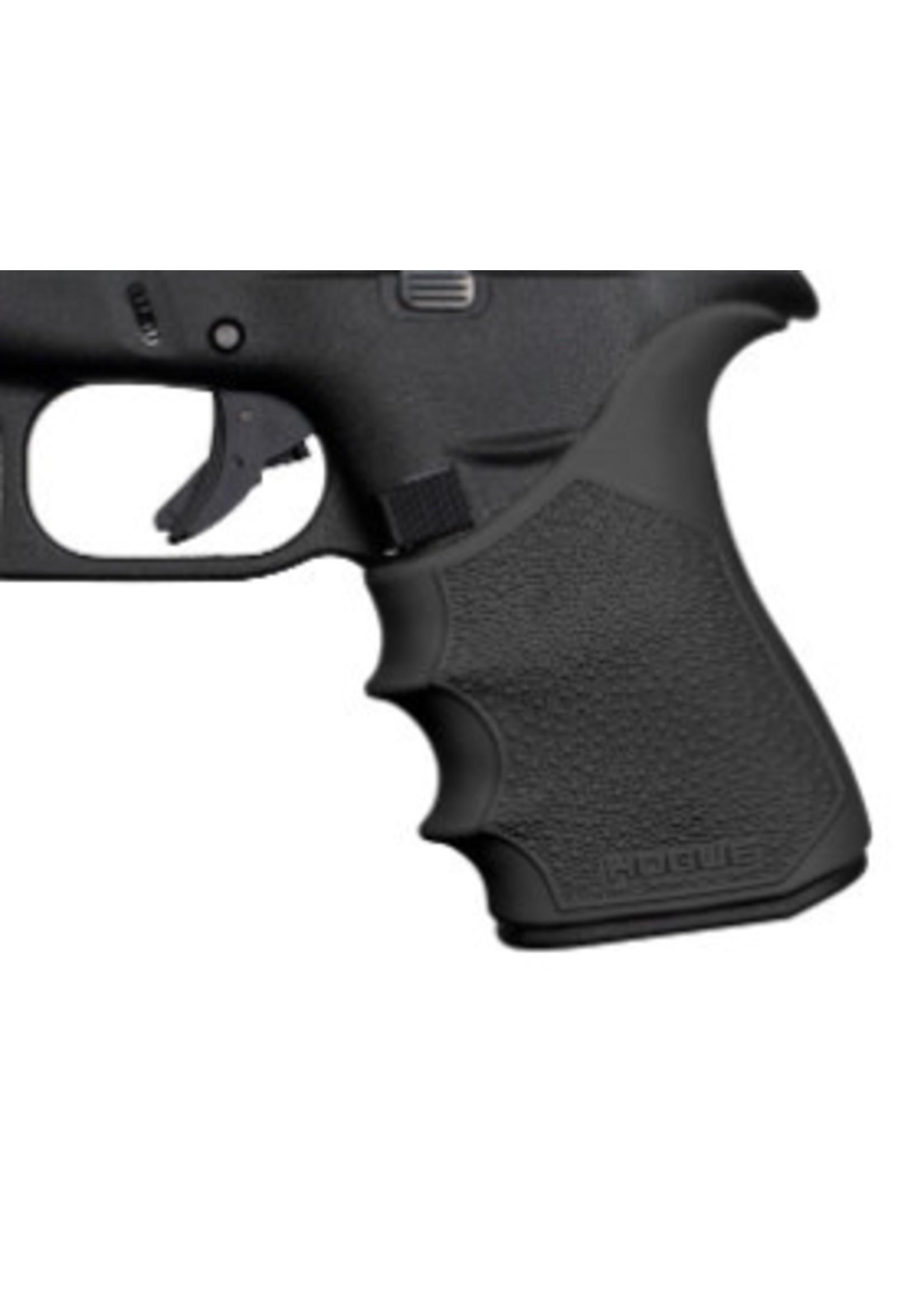 Hogue Hogue GLOCK 43X, 48: HandALL Beavertail Grip Sleeve - Black