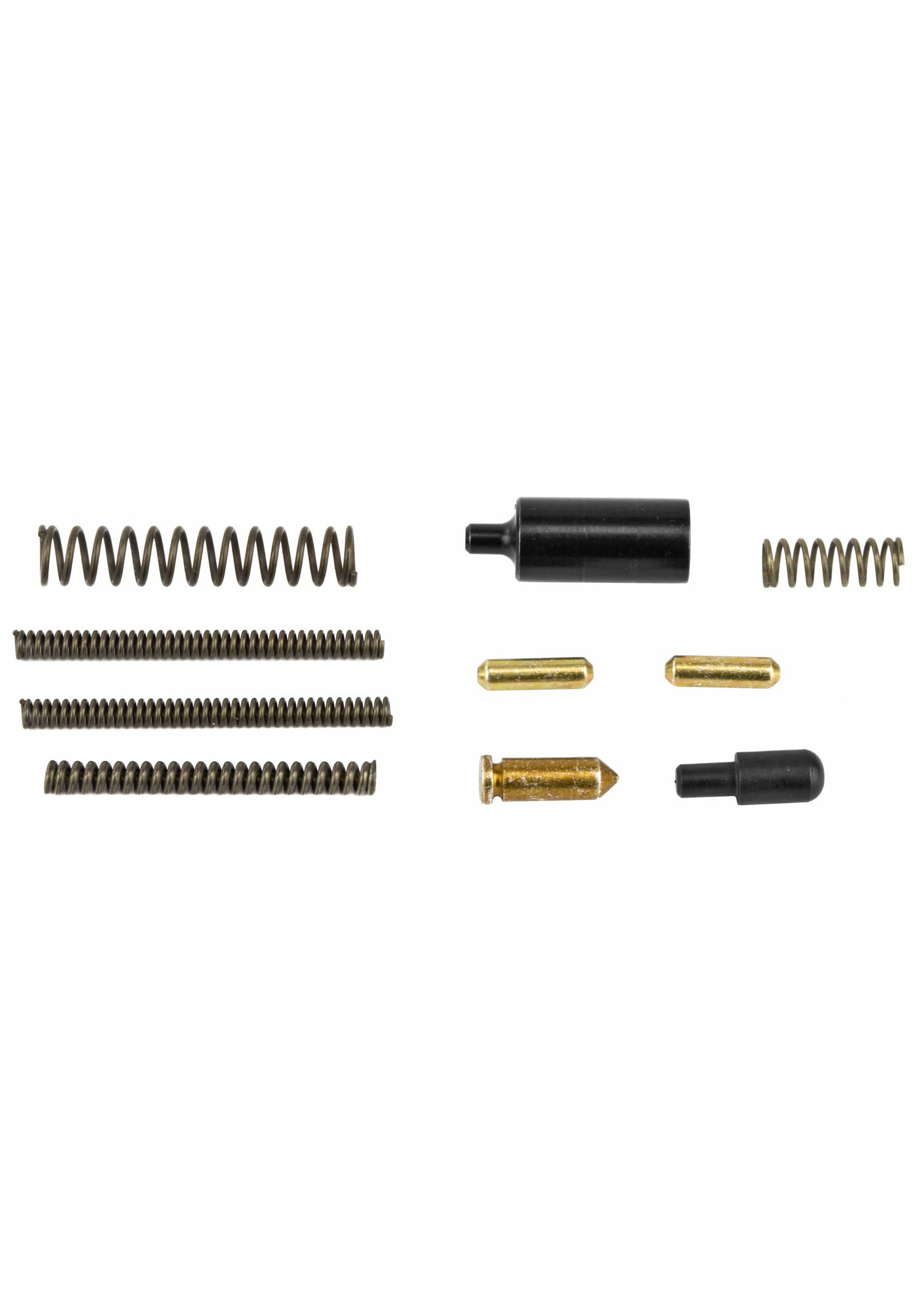 2A Armament 2A Armament Builders Series, AR15 Lower Parts, Spring/Detent Replacement Kit, Anodized Black Finish