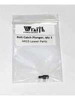 Wraith Precision Wraith Precision AR15 Lower Parts,  Bolt Catch Plunger, Qty 1