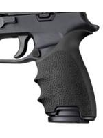 Hogue Hogue SIG SAUER P320 Full Size: HandALL Beavertail Grip Sleeve - Black