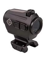 Sightmark Sightmark, Element, Red Dot, 1X22, Red Dot, 3MOA, Solar Backup, Matte Finish, Black Color, Picatinny Mount