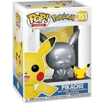 Funko Pop! POP! Pokemon Pikachu Silver Metallic