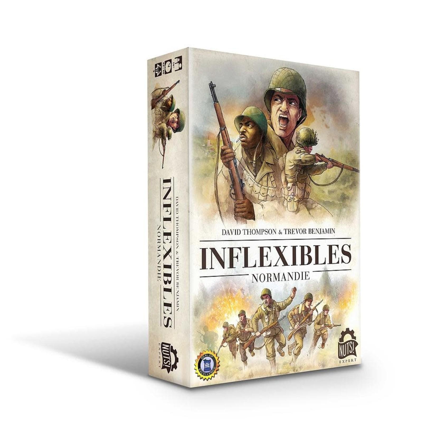 Nuts Games Inflexible Normandie