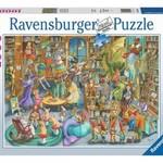 Ravensburger Une nuit à la Bibliothèque