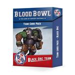 Blood Bowl BloodBowl – Black Orc Team Card Pack
