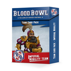 Blood Bowl Imperial Nobility Card