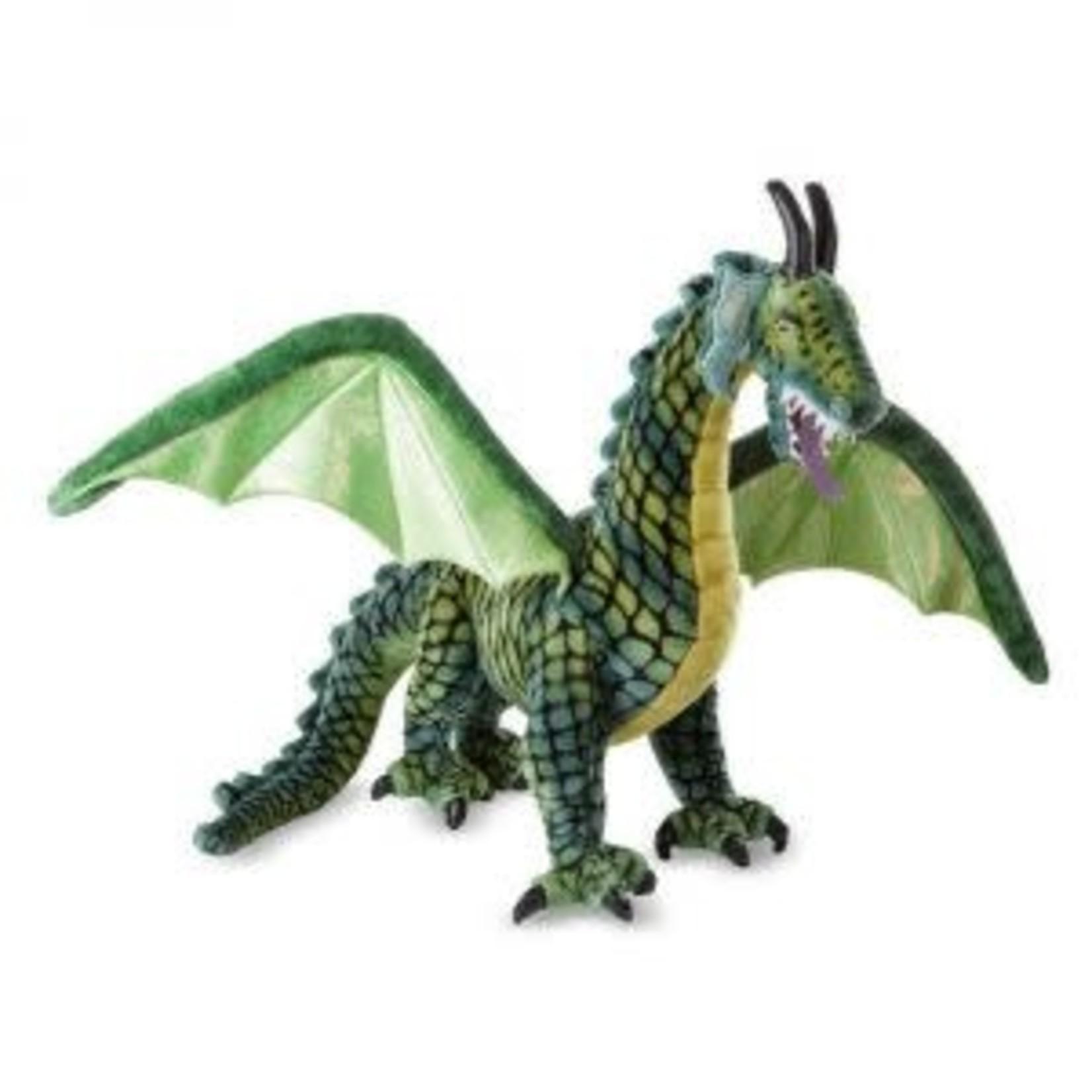 Melissa & Doug Windged Dragon Giant Stuffed Animal
