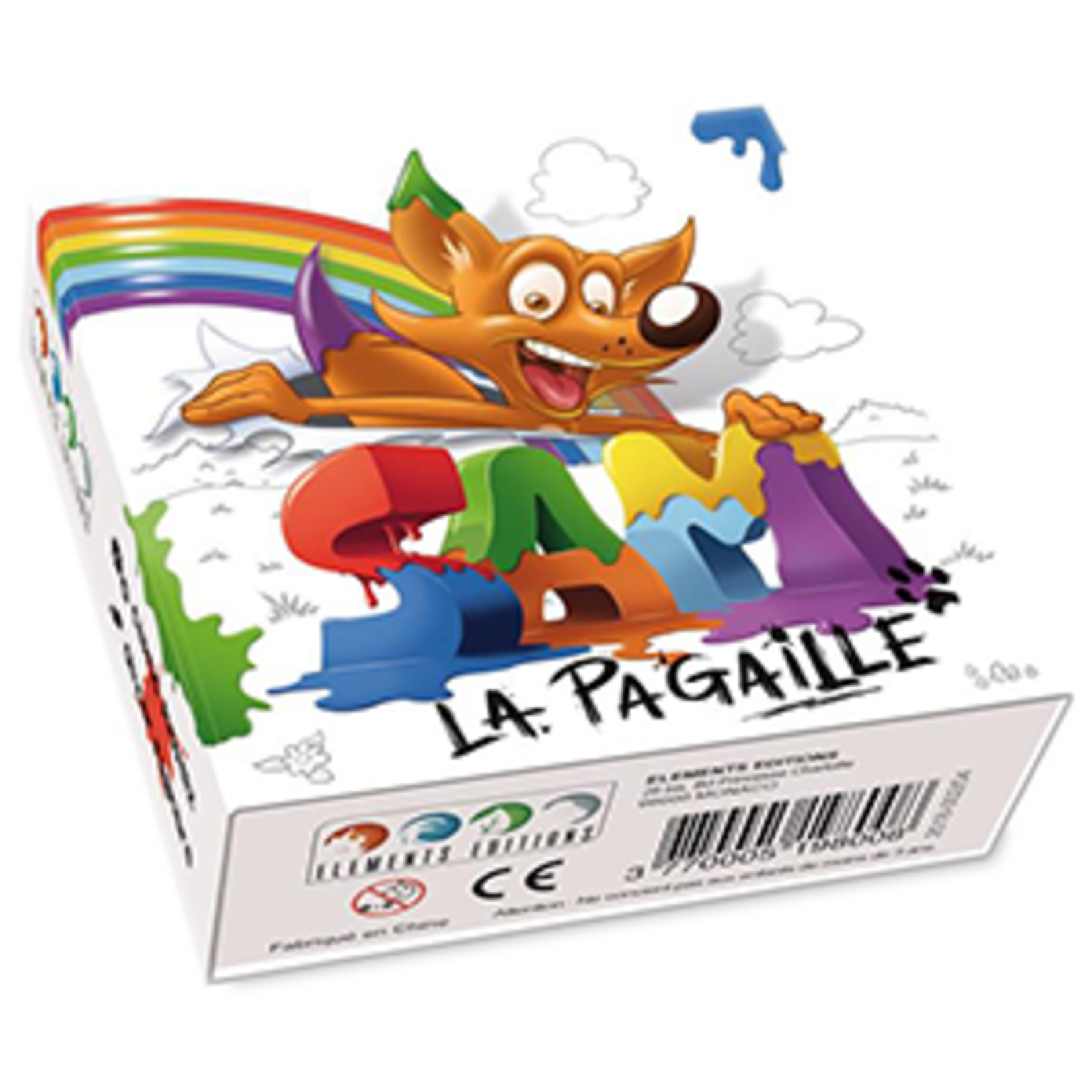 Elements Editions Sam la Pagaille (Fr)