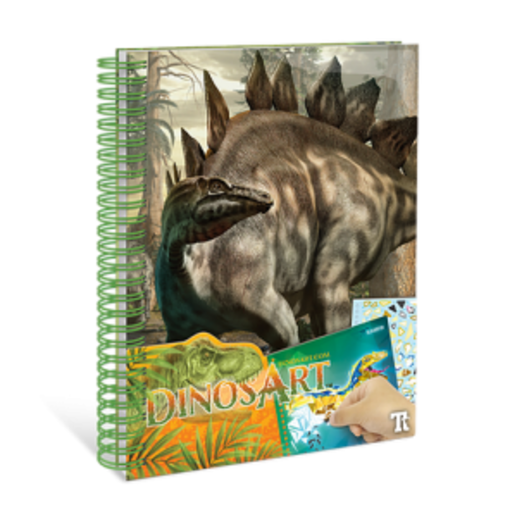 DinosArt DinosArt Peinture Autocollants