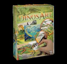 DinosArt Tableaux à texturer