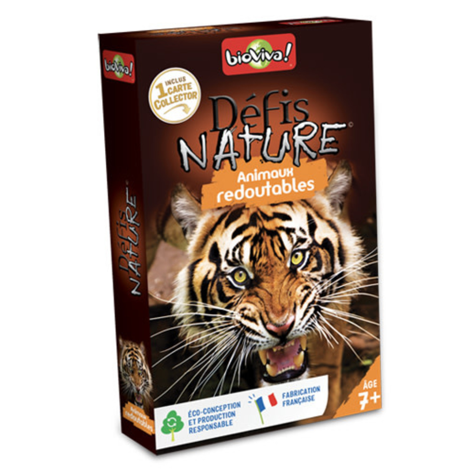 Bioviva Défis Nature - Animaux Redoutable