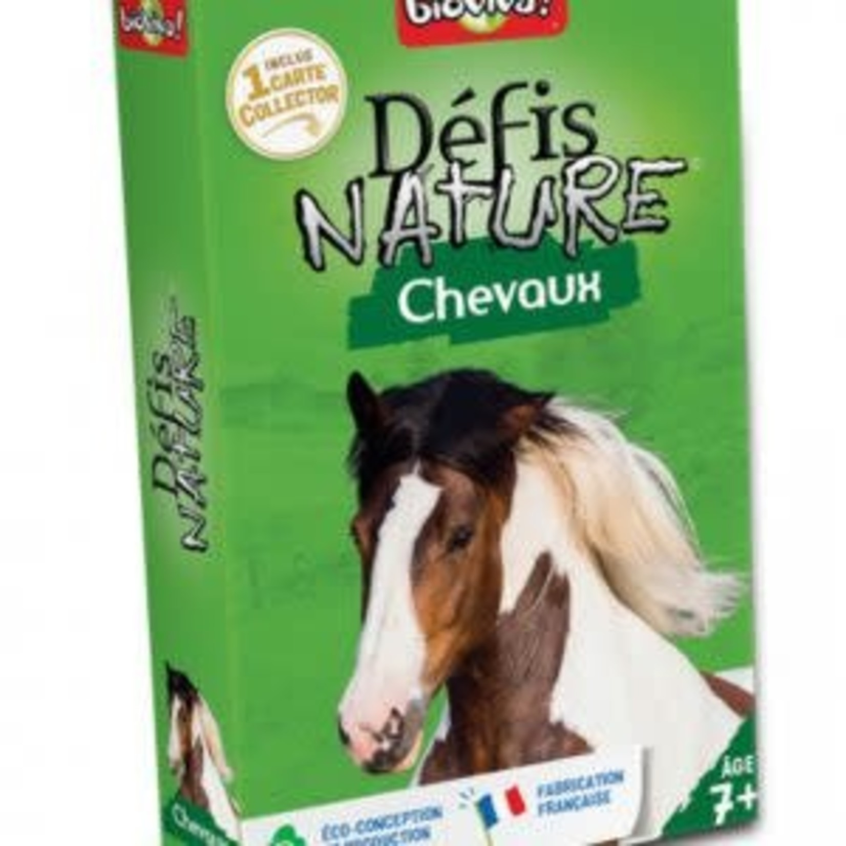 Bioviva Défis Nature - Chevaux