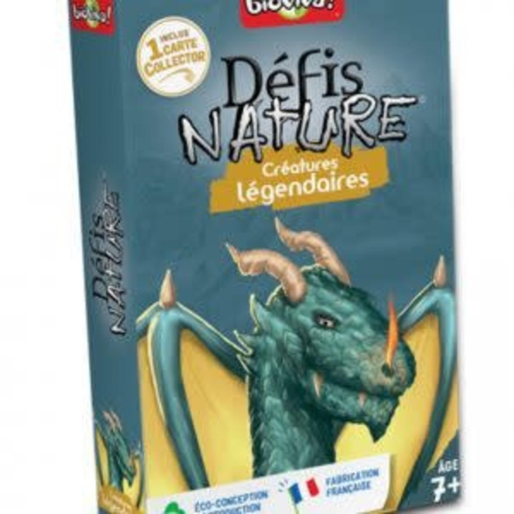Bioviva Défis Nature - Créatures Légendaires