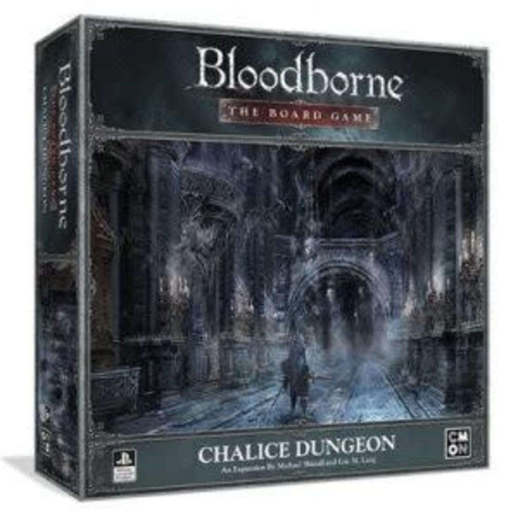 CMON  Bloodborne - Chalice Dugeon
