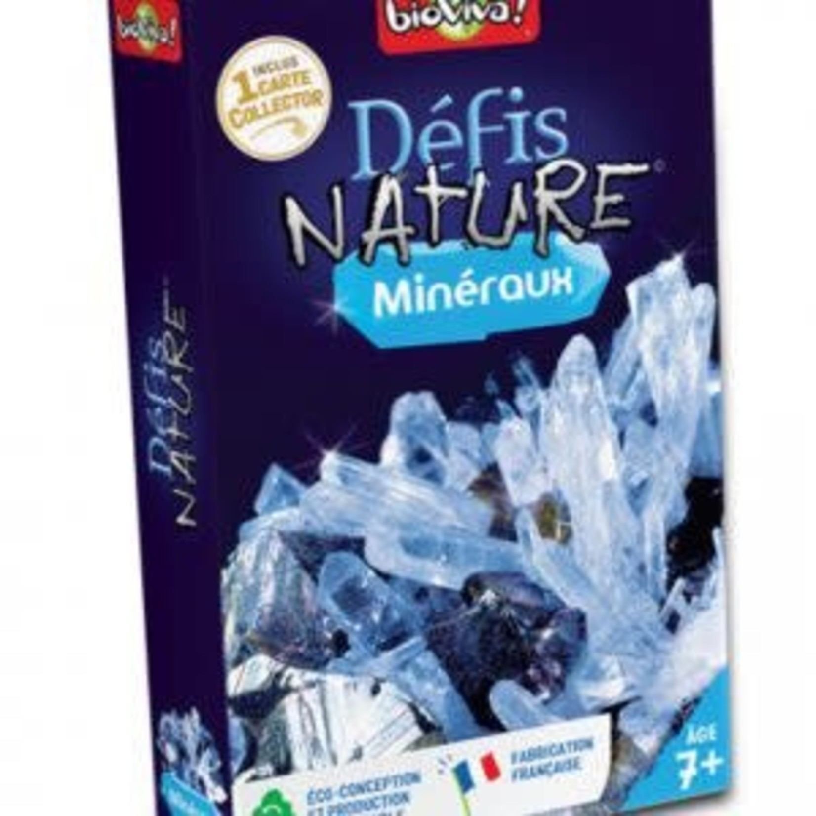 Bioviva Défis Nature - Minéraux
