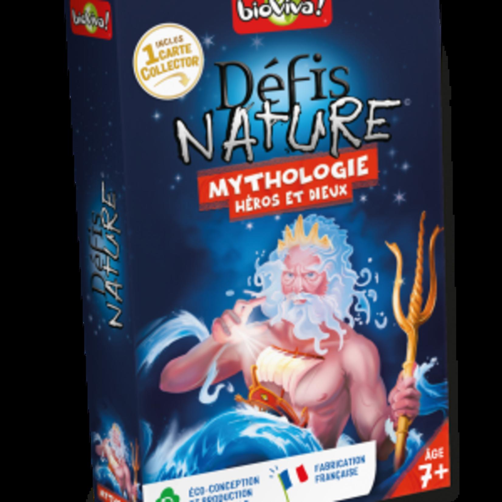 Bioviva Défis Nature - Mythologie Héros et Dieux