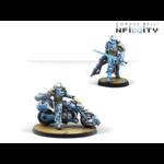 Corvus Belli Infinity PanOceania Knight Montesa