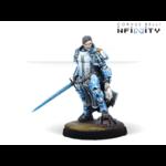 Corvus Belli Infinity PanOceania Padre-Inquisidor Mendoza