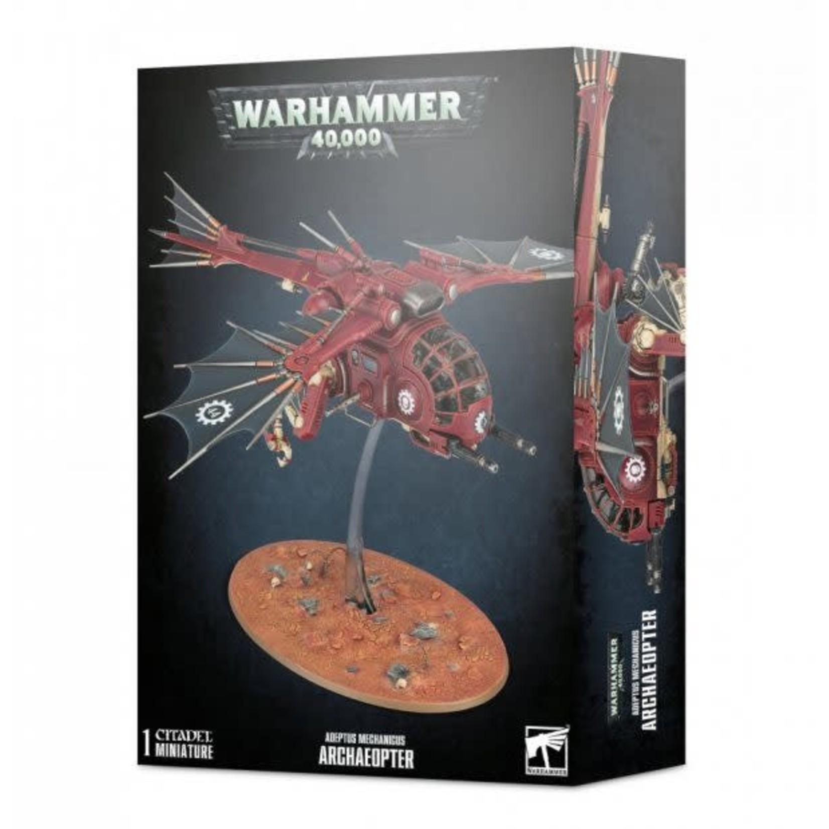 Warhammer 40K Adeptus Mechanicus - Archaeopter