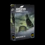 Iello Adventure Games: Monochrome Inc.