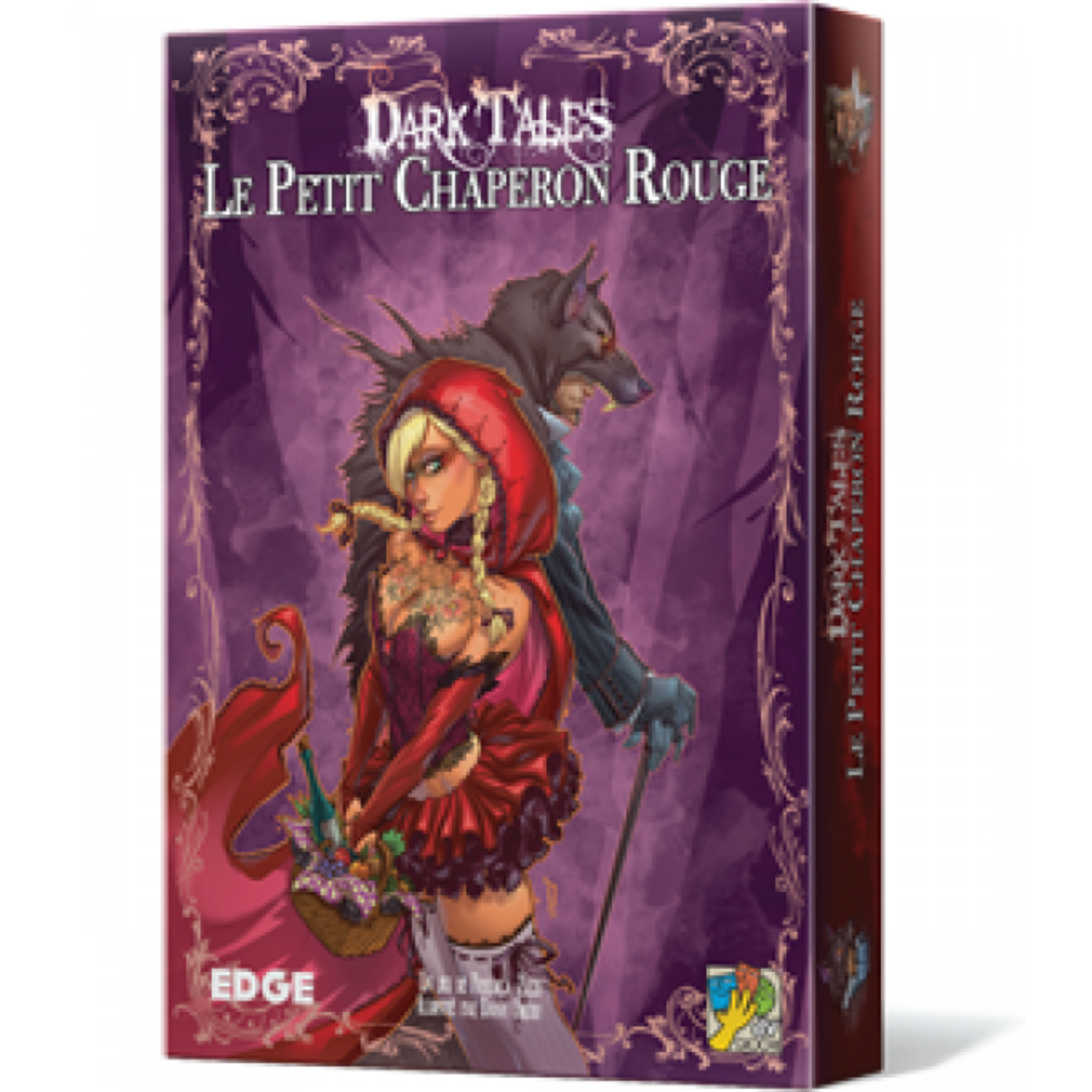 Dark Tales Extension Le Petit Chaperon rouge (French)