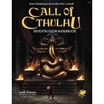 Chaosium Call of Cthulhu 7th Investigator (Anglais)