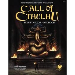 Call of Cthulhu 7th Investigator (English)