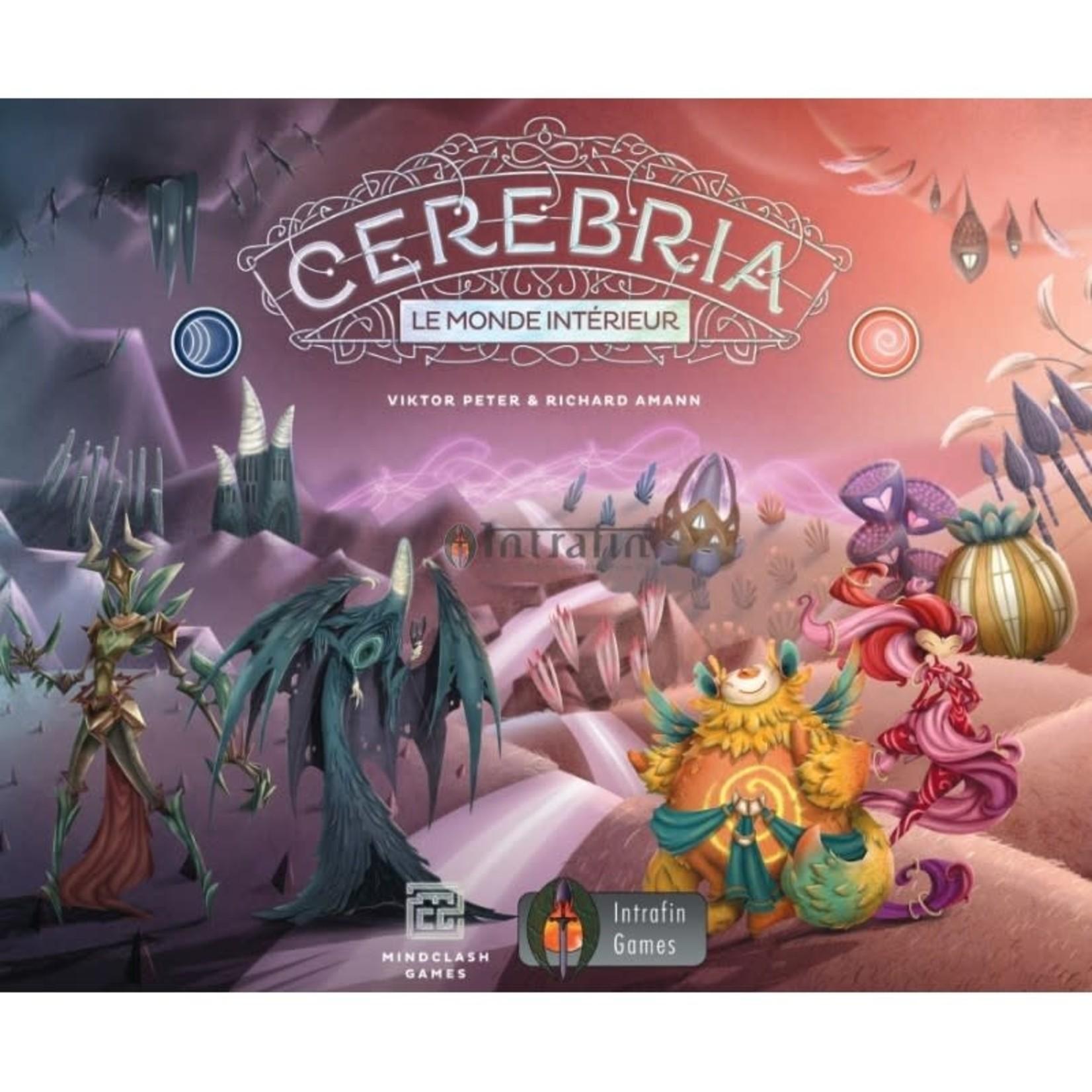 Mind Clash Games Cerebria: Le monde intérieur