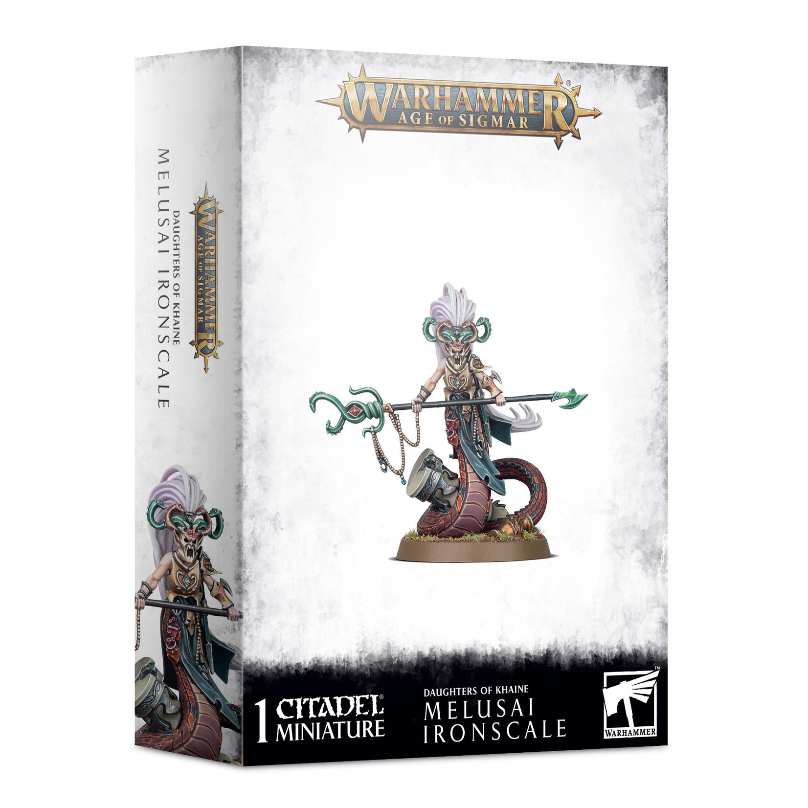 Age of Sigmar Daughters of Khaine - Melusai Ironscale