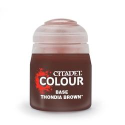 Base Thondia Brown