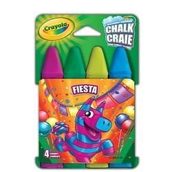 4 Sidewalk Chalk Fiesta