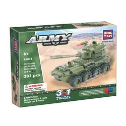 Army: 8-wheeler tank