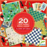 Djeco 20 Jeux Classiques (Multilingue)