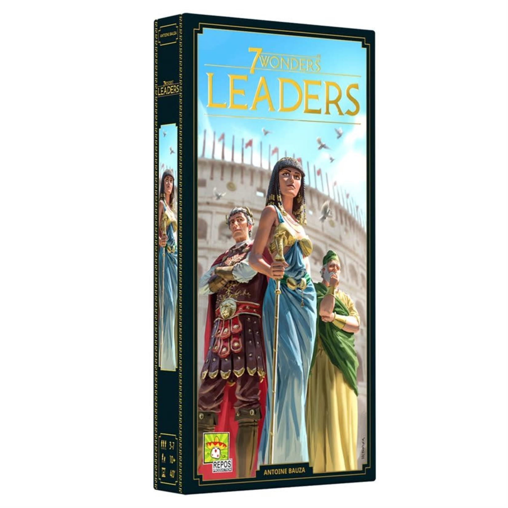 Repos Production 7 Wonders Leaders Nouvelle editio