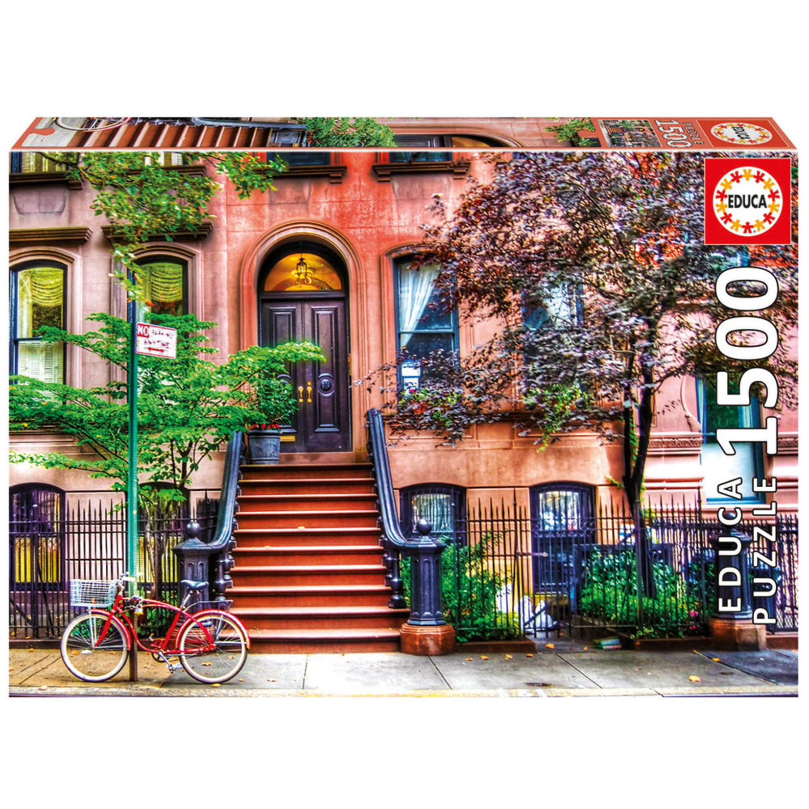 Educa Greenwich Village, New York